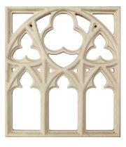 gotische Holzschnitzerei