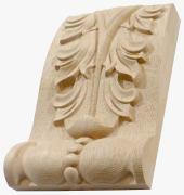 carved column end